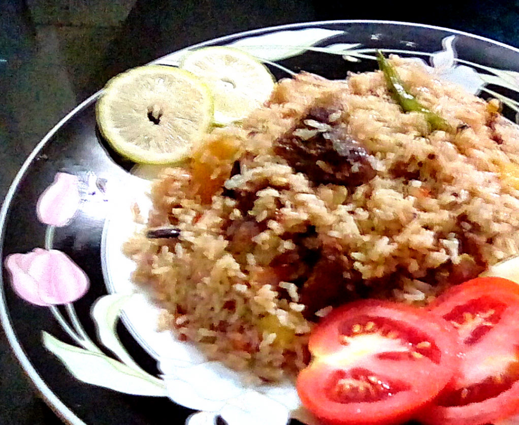 Beef Biryani Special from Il Sapore